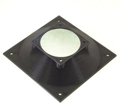 80mm to 92mm Fan Adapter type A Converter change mounting PC Modding Mod Custom