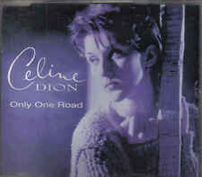 Celine Dion-Only One Road cd maxi single