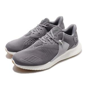 Details about adidas Alphabounce RC 2.0 Grey White Gum Men Running Shoes Sneakers D96522