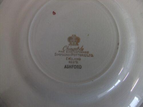 6F3B Potters C4 Cerámica Simpsons chinastyle Ashford Ltd