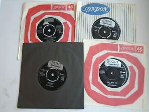 ROY-ORBISON-FAB-FOUR-4-x-7-034-singles-value-pack-1