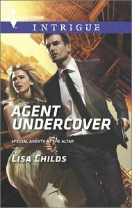 Agent-Undercover-by-Lisa-Childs-Paperback-softback-2015