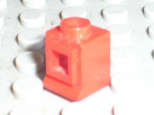 set 6075 375 122 162 170 126 127 LEGO Vintage Fenêtre rouge 1x1x1 Train 3087c