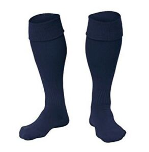 Image is loading 36-PAIRS-NAVY-BLUE-FOOTBALL-SOCKS-MENS-SIZE-