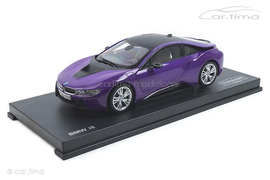 BMW i8 i8 i8 - Purple Pearl - Paragon 1 18 - PA-97088 20264f