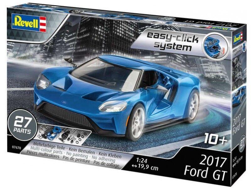 Ford GT 2017 1 24 Revell Model Kit