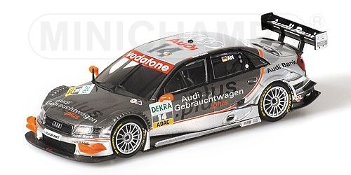 Audi A4 Ch. Abt Dtm 2005 1 43 Model MINICHAMPS