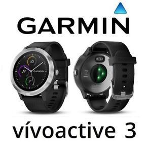 Garmin Vivoactive 3 GPS Wrist HR