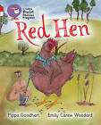 Red Hen: Band 02a Red A/Band 10 White by Pippa Goodhart (Paperback, 2013)
