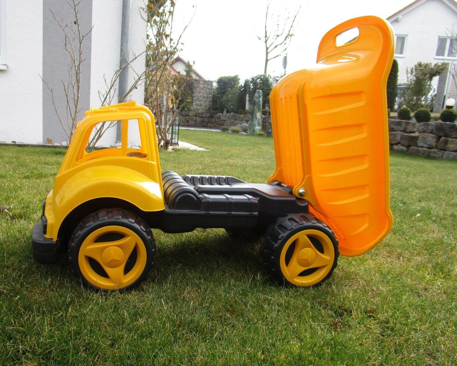 XXL Kinder Kinder Kinder mit Kipper Sandkipper Sandfahrzeug Sandkasten Kiga XXL Qualität 20120  | Optimaler Preis  96521b