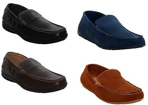 7face32ffc3 Details about Mens Slip on Loafer Casual Driving Smart Moccasin comfortable  Shoes Size UK 6-12