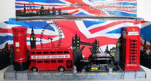 Bus Aec Taxi London Street Scene Livraison Monde Entier