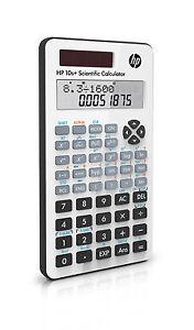 Hewlett-Packard-hp-10S-Solar-Scientific-Calculator-GCSE-amp-A-level