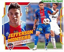 013 JEFFERSON MONTERO ECUADOR LEVANTE.UD Swansea UPDATE STICKER LIGA 2011 PANINI