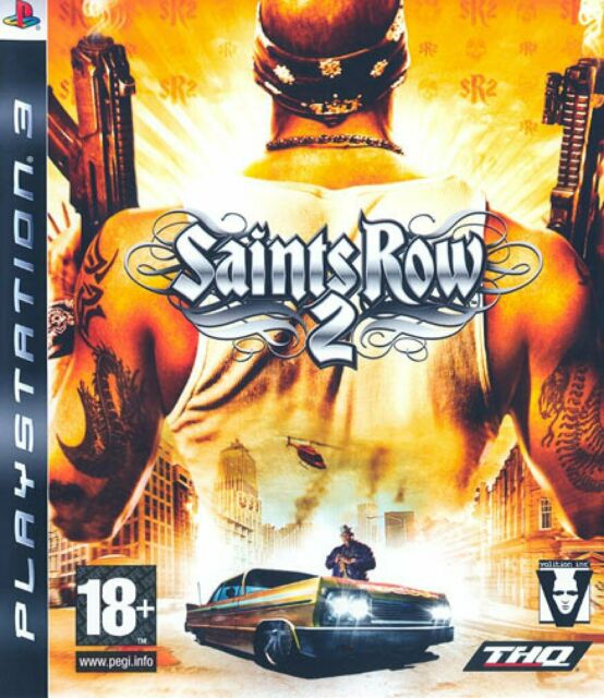 Saints Row 2 (ITA) PS3 - totalmente in italiano