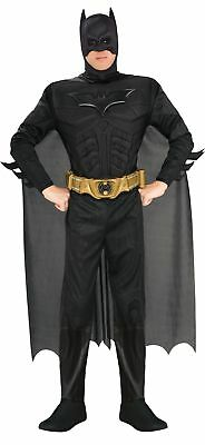 Rubies Costume DC Comics Mens Arkham Knight Muscle Chest Costume Top