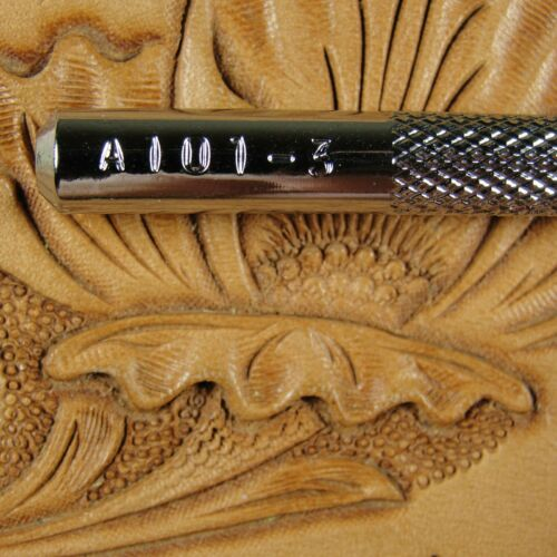 Leather Stamping Tool Japan Select #A101-3 3-Seed Bar Grounder Stamp