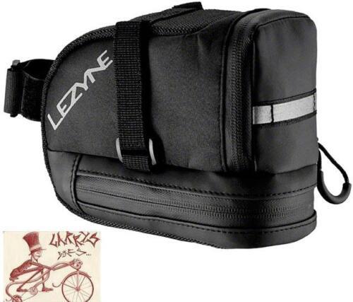 LEZYNE L-CADDY BLACK SEAT BAG