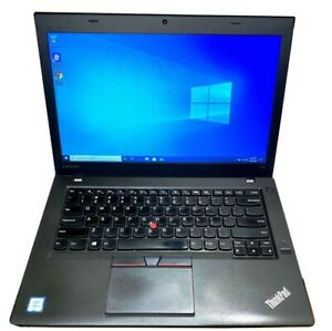 Lenovo-ThinkPad-T460-intel-core-i5-6200-2-30ghz-12GB-256GB-SSD-Win-10-Charger