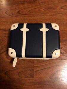 All Nippon Airways First Class ANA Amenity Kit Empty Case GloBe-trotter