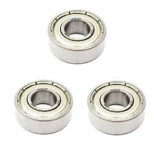 """QTY 4 1//8/"""" x 3//8/"""" x 5//32/"""" SR2-2RS Hybrid Ceramic Ball Bearing R2-2RS ABEC-7"""