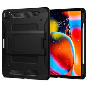 iPad Pro 12.9 inch Case | Spigen® [Tough Armor Pro] Shockproof Cover