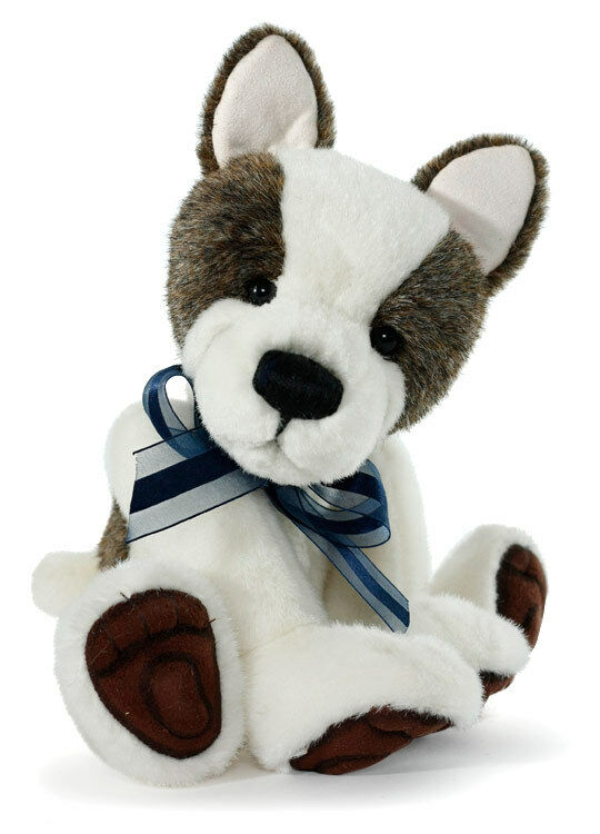 Charlie Bears ~ Jointed Dog ~ MUD MAGNET ~ Soft Toy/Plush/Collectible ~ 28cm