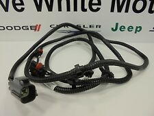 09-12 Dodge Ram 1500 New Fog Lamp Jumper Wiring Harness Mopar Factory OEM