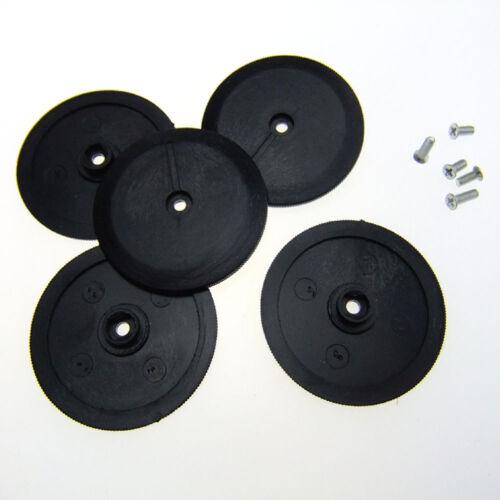 5Pcs duplex 223p 60pf//140pf 2.1mm hole shaft radio variable capacitor ^P