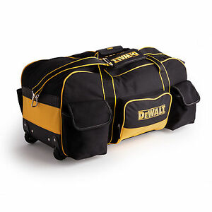 DEWALT-DWST1-79210-Large-DUFFEL-BAG-WITH-WHEELS-PULLOUT-HANDLE