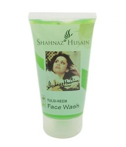 7x50-ML-OF-NEW-SHAHNAZ-HUSAIN-TULSI-NEEM-FACE-WASH-WITH-LOWEST-SHIPPING-CHARGES