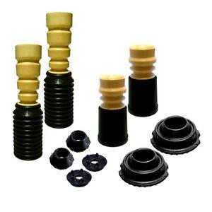 PREMIUM-4-cojinete-amortiguador-4-Kit-de-proteccion-DELANTERO-TRASERO-AUDI-A4