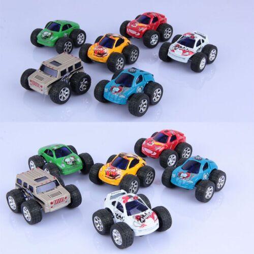 Baby Kids Mini Pull Back Model Car Toys Vehicle Sets Children Educational Toys E
