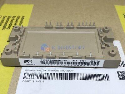 1PCS  new   FUJI    7MBR20SA060-70   Free shipping