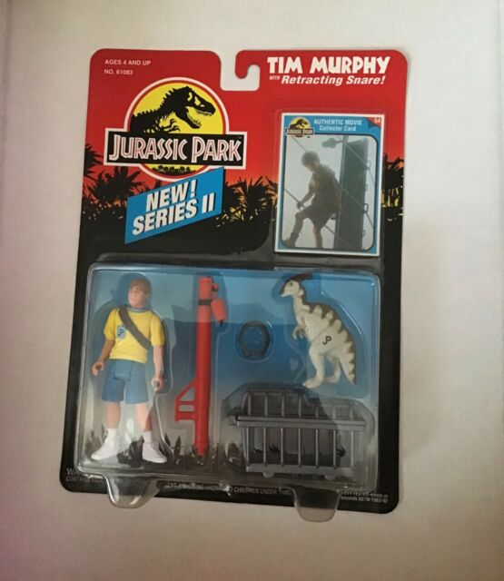 Kenner 1993 1994 1995 1996 Jurassic Park Human Action Figure Figures