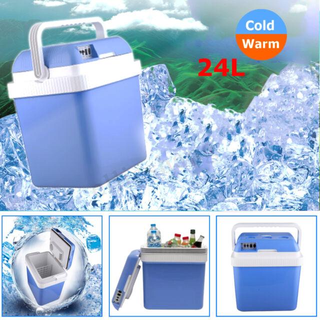 Portable 24L 12V Car Fridge Freezer Cooler Refrigerator Cooler Warmer Fridge AU