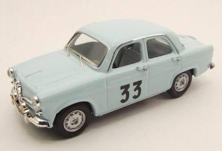 Alfa Romeo Giulietta  33 TDF Tour De France 1958 1 43 Model RIO4172 RIO