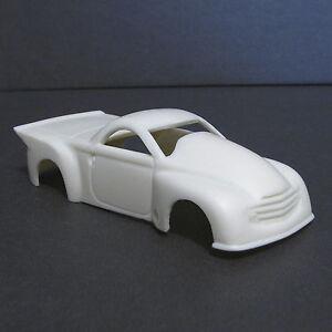 JFSL46 Jimmy Flintstone Resin HO Scale SSR Pro Mod Slot Car Body