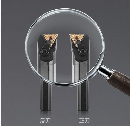 1pcs S32S-MTFNL16 32×250mm left Hole lathe 91° HOLDER for TNMG1604//TNMM160404//08
