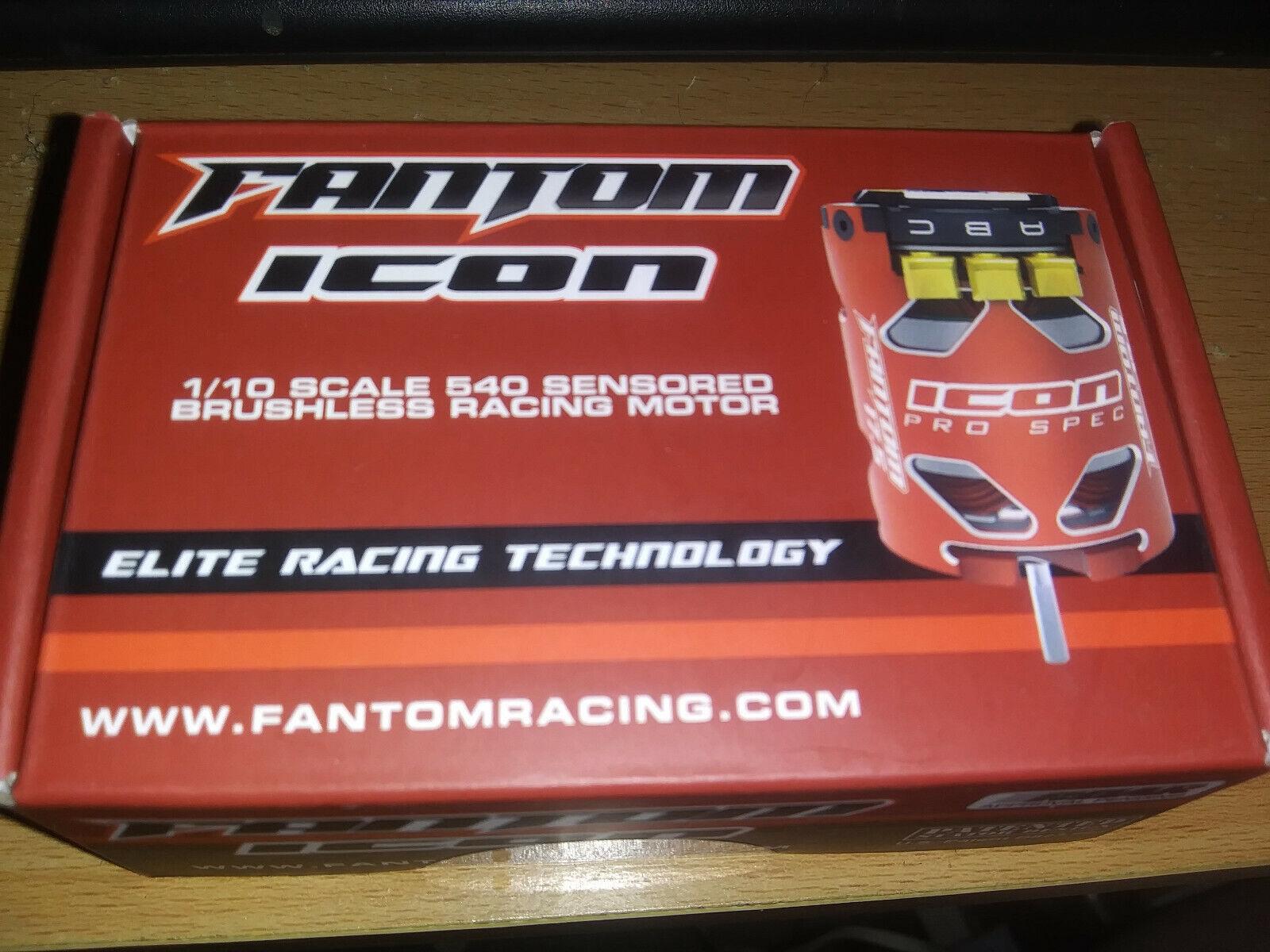 FAN19339  ICON 6.5 Turn 9.5T  Pro Modified Brushless Motor nuovo In scatola  vendite calde