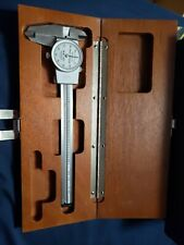Brown Amp Sharpe 599 579 3 Micrometer Caliper With Wood Case Swiss Made