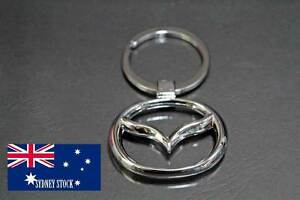 MAZDA-KEYRING-KEY-RING-METAL-323-626-2-6-3-MPS-PREMACY-CX5-CX9-CX7-RX8-RX7-BT50