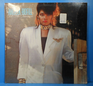 ANGELA-BOFILL-TELL-ME-TOMORROW-LP-1985-ORIGINAL-SHRINK-GREAT-CONDITION-VG-VG