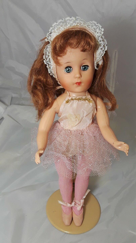 Revlon Type Doll A E Ballerina Doll Circa 1950 14  Tall