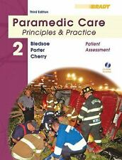 Paramedic Care: Principles & Practice: Volume 2, Patient Assessment (3rd Edition