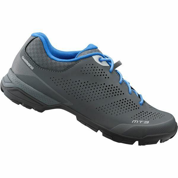 Shimano MT3W (MT301W) para mujer  Zapatos SPD, gris, Talla 38  mas preferencial