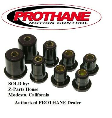 Prothane 8-213-BL Black Front Upper Control Arm Bushing Kit