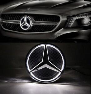 Illuminated Car LED Grille Logo Emblem Light For Mercedes Benz GLC GLE GLS   eBay