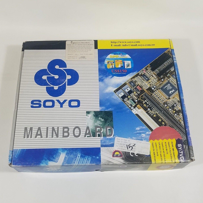 Soyo SY-7VCA-E Vista
