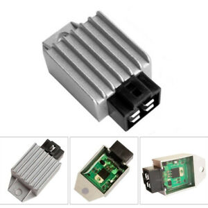 Motorcycle-Voltage-Regulator-Rectifier-4Pin-For-GY6-50cc-125cc-150cc-Scooter-VU